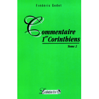 Commentaires 1 Corinthiens - Tome 2