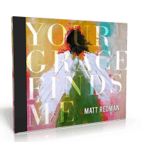 YOUR GRACE FINDS ME [CD 2013]