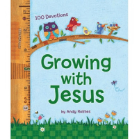 GROWING WITH JESUS - 100 DEVOTIONS