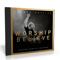 WORSHIP AND BELIEVE [CD 2016]