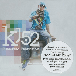 FIVE TWO TELEVISION CD