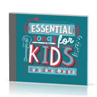 ESSENTIAL SONGS FOR KIDS - GOD'S GAME CHANGERS - CD