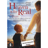 HEAVEN IS FOR REAL? [DVD] VERSION FRANÇAISE INCLUSE!