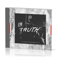 Truth - Live worship from Newday 2018 - CD