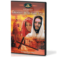 The Greatest Story ever told - ANG DVD