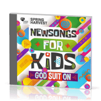 Newsongs for kids [CD] - God suit on