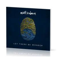 Let There Be Wonder - [CD, 2020] Live