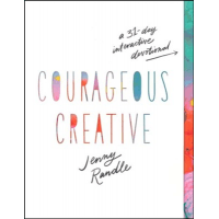 Courageous creative - A 31-day interactive devotional