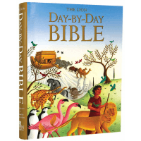 The lion Day- By Day Bible
