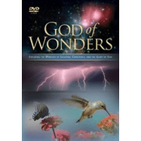 God of Wonders - [DVD] Exploring the Wonders of Creation, Conscience, and the Glory of God