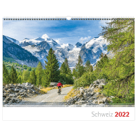 Paysages Suisses [allemand] - Calendrier mural